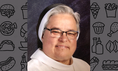 Sr. Margaret Mary Returns to Villa as Culinarian