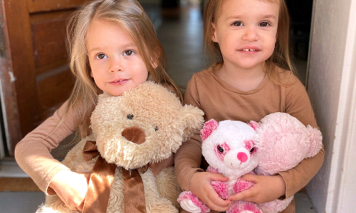 Villa Hosts a Virtual Teddy Bear Picnic